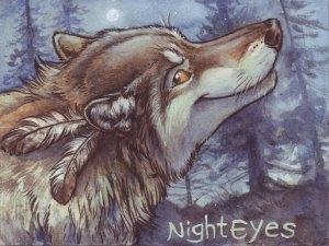 Nighteyes Dayspring