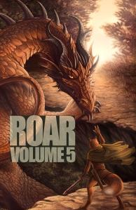 Roar 5 cover