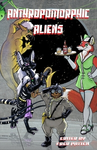 Anthro Aliens cover