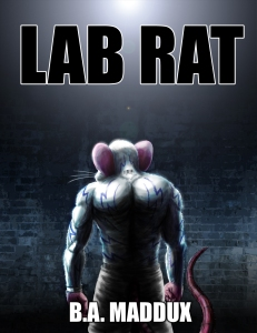 Lab Rat cover
