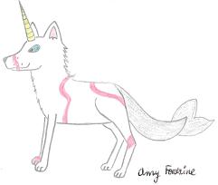 Amy Fontaine - wolphicorn