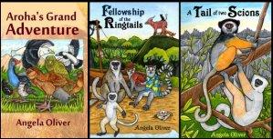 Angela Oliver books
